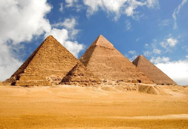 Pyramids Essay